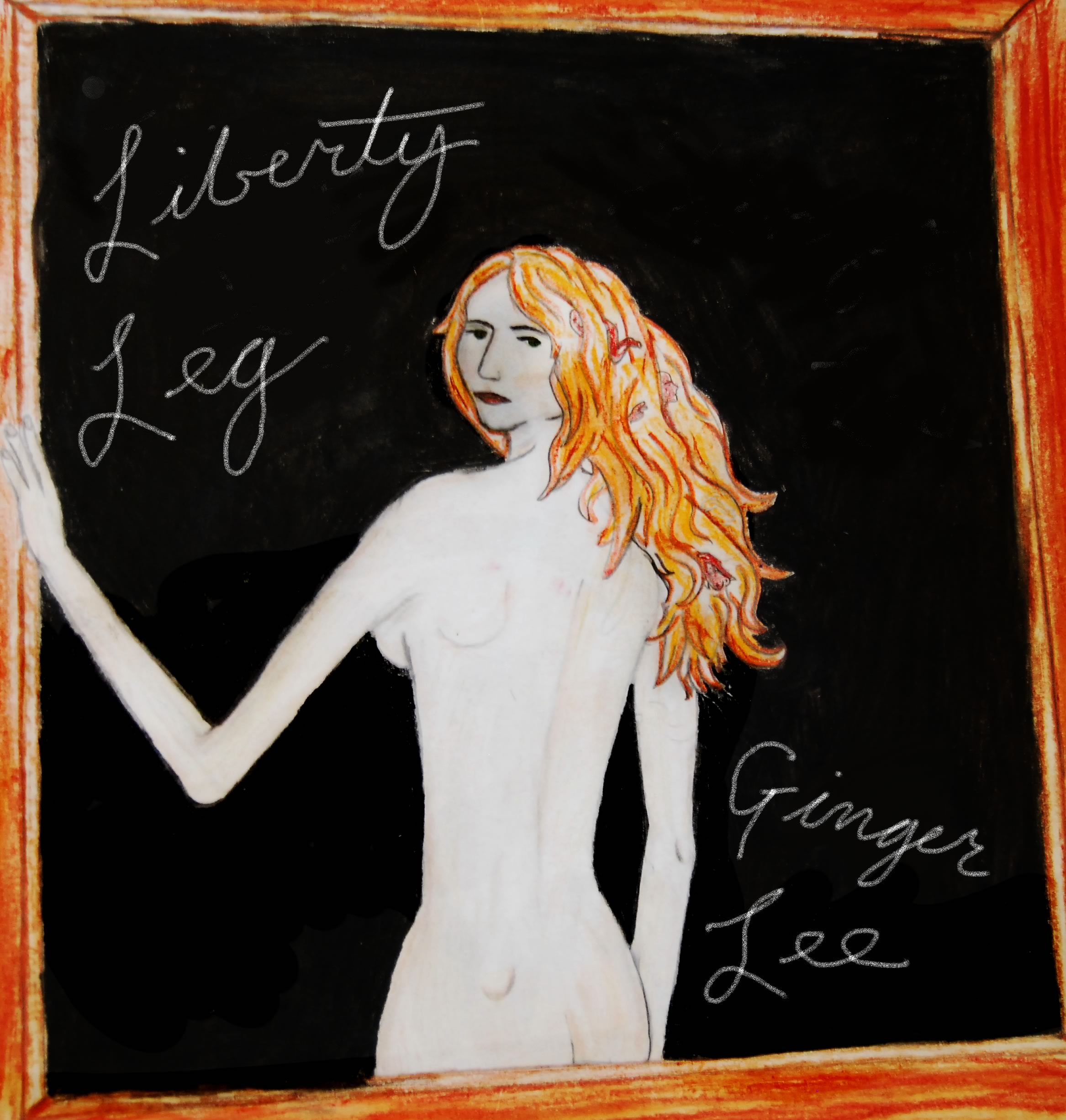 Liberty Leg - Ginger Lee